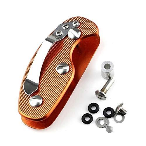 SHIJING Gear organizer map klem pocket collector gadget outdoor camp smart bar clip kit multi tool sleutel sleutelhanger houder,2