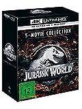 Jurassic World - 5-Movie Collection (4K Ultra HD) (5 BR4Ks + 5 BRs) [Alemania] [Blu-ray]