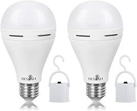 Emergency LED Daylight 25W G80 E26 Camping Light Bulb Hurricane Supplies Lamps
