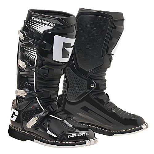 Gaerne SG10 Techno Rennen Stiefel, Farbe:schwarz, Größen:43