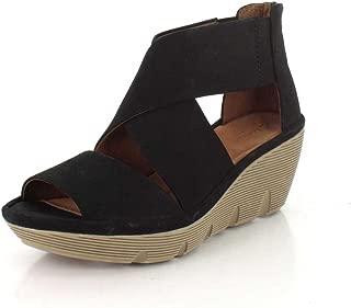 Best clarene glamor wedge sandal Reviews
