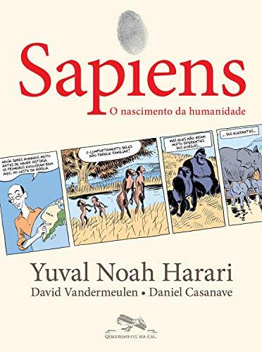Sapiens (Edição em quadrinhos): O nascimento da humanidade