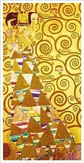 Die Erwartung Art Print Poster by Gustav Klimt