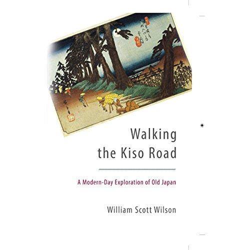 Walking the Kiso Road audiobook cover art