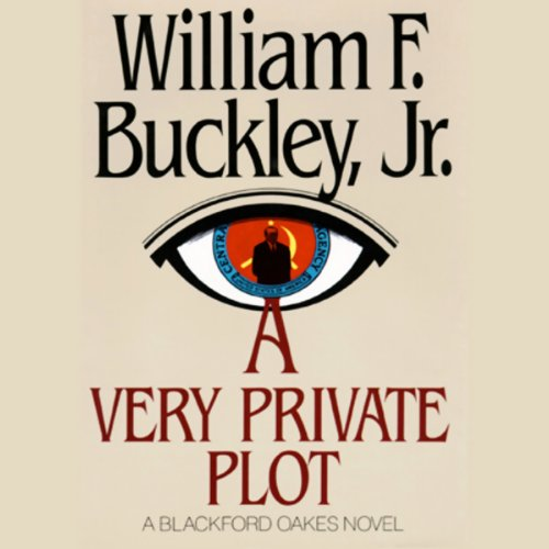 A Very Private Plot cover art