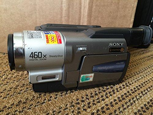 hi8 camcorders Sony Hi8 Handycam Vision CCD-TRV68 NTSC