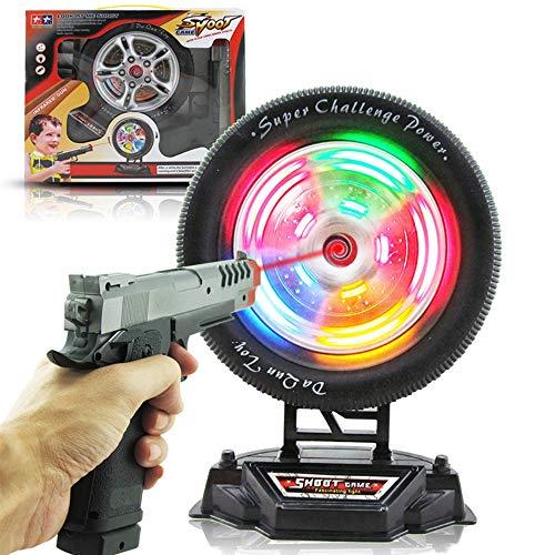 CX TECH Neue Laser-Tag-Schießspiel Laser Guns Spiel Spielzeug Indoor Spiel Batteriebetriebene Nizza für Jungen und Mädchen Spielzeug