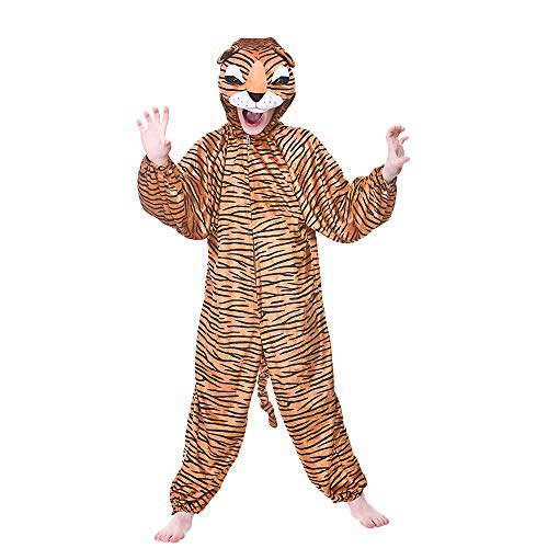 Tiger costume. Très grands 9-10 ans.