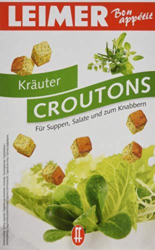 Leimer Croutons Kräuter (1 x 100 g Packung)