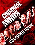 Criminal Minds Coloring Book: Great Gift For Adults Who Love Watching This Criminal Minds TV Show