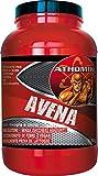 ATHOMIK, AVENA Aromatizzata | Senza Glutine | Istantanea | Non Modificata Geneticamente | Senza Zuccheri Aggiunti | Con Stevia | 1,5 Kg | Gusto Vaniglia E Cocco