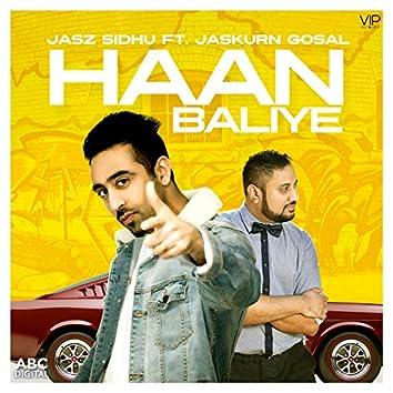 Haan Baliye