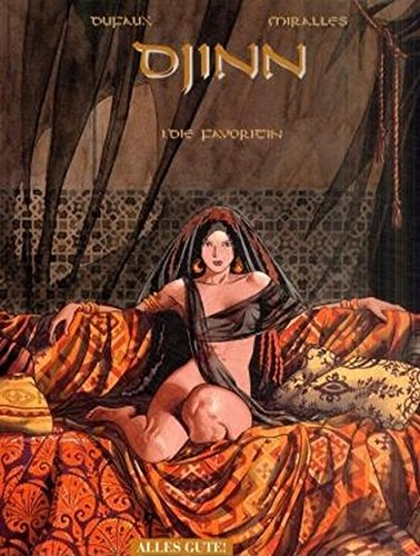 Djinn, Bd.1, Die Favoritin