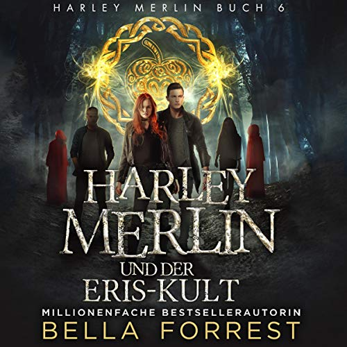 Harley Merlin und der Eris-Kult [Harley Merlin and the Eris cult] cover art