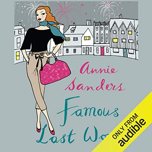 Famous Last Words audiobook cover art