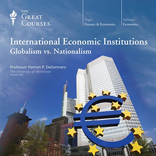 Couverture de International Economic Institutions