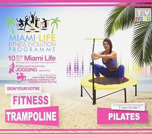 Life Fitness Training DVD Miami Evolution Pilates, 5301394000014000 🔥
