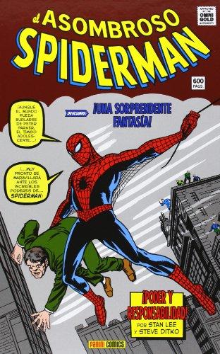 El Asombroso Spiderman. ¡Poder Y Responsabilidad! (Marvel Gold)