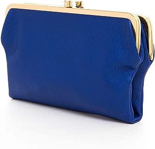 Womens Vegan Leather Sandra Clutch Wallet
