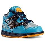 Reebok–Versa Pump Omni Lite–Kids Zapatillas–Azul/Negro, color Azul, talla 24