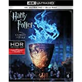 Harry Potter and the Goblet of Fire (Ultra HD/BD) [Blu-ray]【DVD】 [並行輸入品]