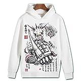 Boku No Hero Academia Pullover Sudadera con capucha My Hero Academia Cosplay Disfraz Unisex Anime - - XXX-Large