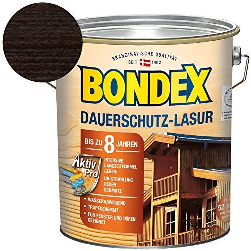 Bondex Dauerschutz-Lasur Rio Palisander 4,00 l - 329935