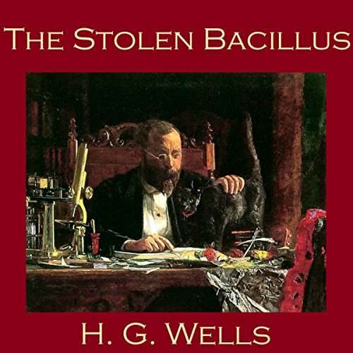 The Stolen Bacillus audiobook cover art