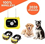 JUSTPET Wireless Dog Fence Electric Pet Containment System, Consistent...