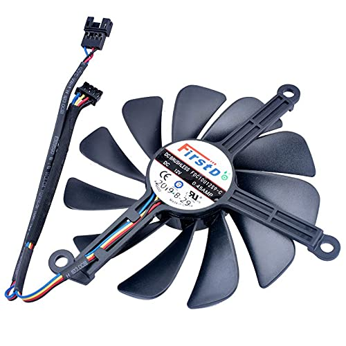 FDC10U12S9-C 95mm 12V 0.45A 4 lines Cooling fan for XFX graphics card fan