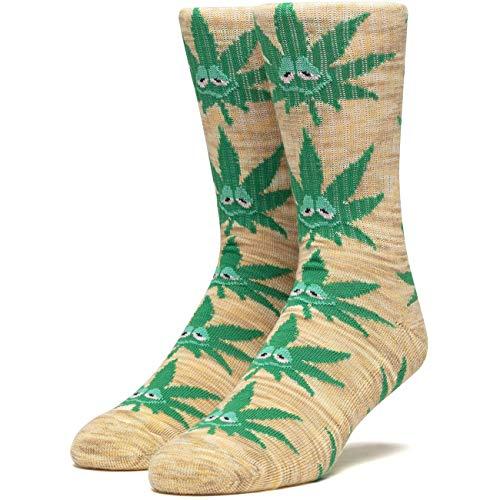 HUF Herren Socken GREEN BUDDY, Größe:ONESIZE, Farben:yellow