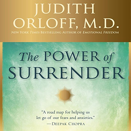 The Power of Surrender audiobook cover art