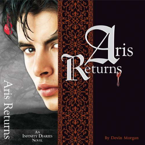 Aris Returns: A Vampire Love Story audiobook cover art