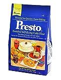 Presto Enriched Self-Rising Cake Flour 2 lb. Bag