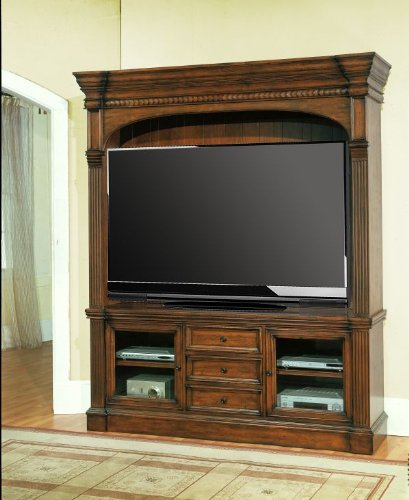 "Hot Sale Parker House Furniture Genoa 3 Piece - 77"" TV Console"