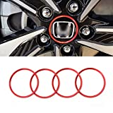 AntBooBoo Wheel Center Caps Hub Trim Rings...
