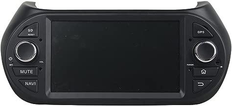 Kunfine Android 8.0 Otca Core Car DVD GPS Navigation Multimedia Player Car Stereo for Fiat Fiorino Citroen Nemo Peugeot Bipper 2008 2009 2010 2011 2012 2013 2014 2015 2016 Steering Wheel Control