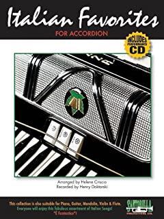 italian favorites for accordion