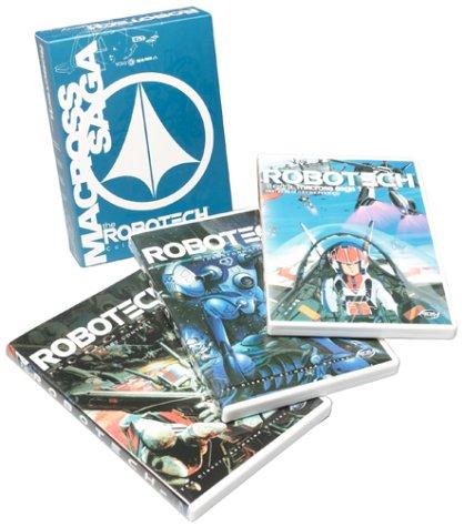 Macross saga - The Robotech Legacy Collection 1