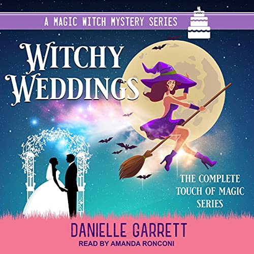 Witchy Weddings cover art