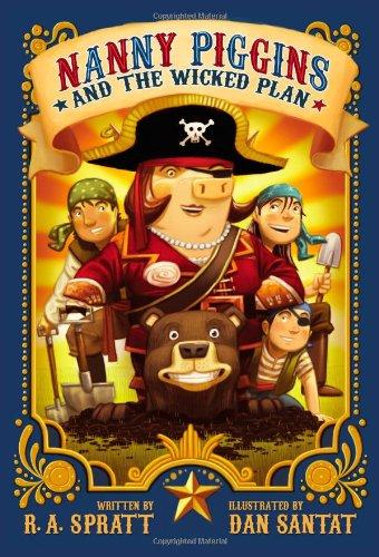 Image of Nanny Piggins and the Wicked Plan (Nanny Piggins (2))