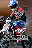 Pit bike log book - Fort extreme sport enthusiasts: The ultimate compact log book to track your biking trips, achievement and statistics for each ... Loch, Highlands of Scotland cover art design