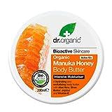 Dr. Organic Organic Manuka Honey Body Butter. Cuidado Corporal De Lujo Con Miel Bio 100 g
