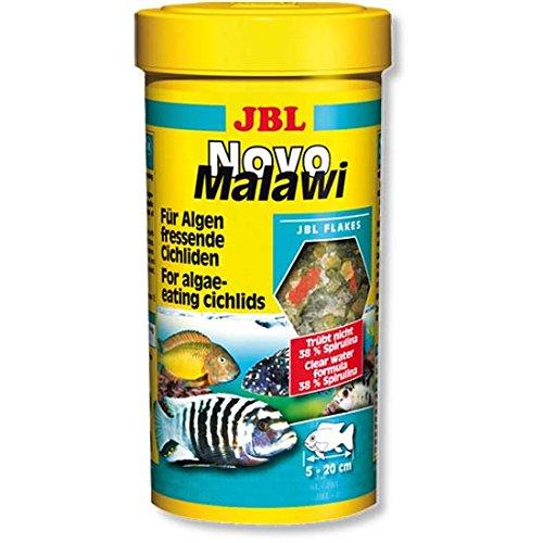 JBL - Novo Malawi 1Liter Hauptfutter für algenfressende Buntbarsche (14,95€/L)