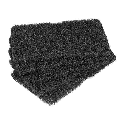 5x Filter für Beko Trockner Wäschetrockner 2964840100 Sockelfilter 240x155mm für Wärmetauscher Wärmepumpentrockner