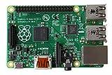 Raspberry Pi Carte Mère Raspberry Pi Type B+ (Processeur 700MHz, 512 Mo de RAM,  4 x...