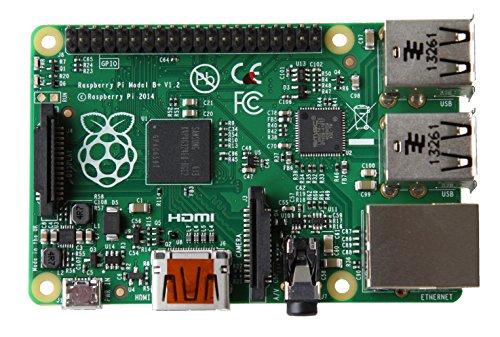 Raspberry Pi B+ Desktop - Tarjeta de Puerto USB (700MHz Broadcom BCM2835 CPU...
