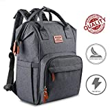 Baby Backpack Diaper Bag for Mom - Diaper Bag Backpack for Dad Strong