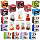 5 Packs of Espresso Pods for Lavazza a Modo Mio Coffee Machines. Choose from Both Original Lavazza and Compatible Capsules