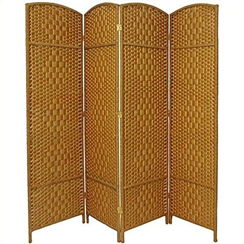 Biombo Oriental marca Oriental Furniture